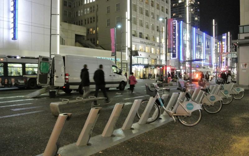 Mobi Bikes: Will Bike Share Make Vancouver a World-Class City?