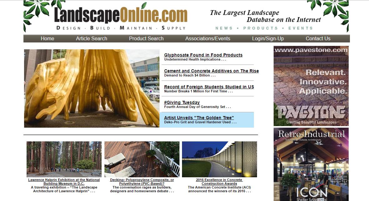 Landscape Online