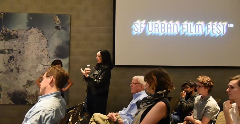 Written Word, Rap & Film: Storytelling Takes Stage at SF Urban Film Fest