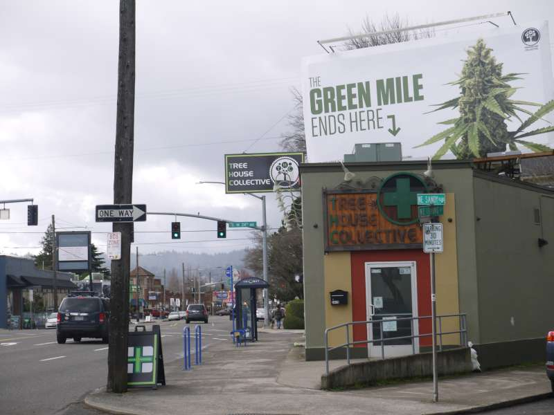 Legalized Cannabis & Land Use Regulations in Portland, Oregon
