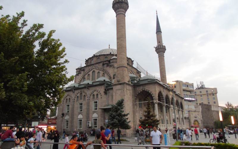Will Conserving the Historical Buildings in Kayseri, Turkey Boost Its Tourism Industry?