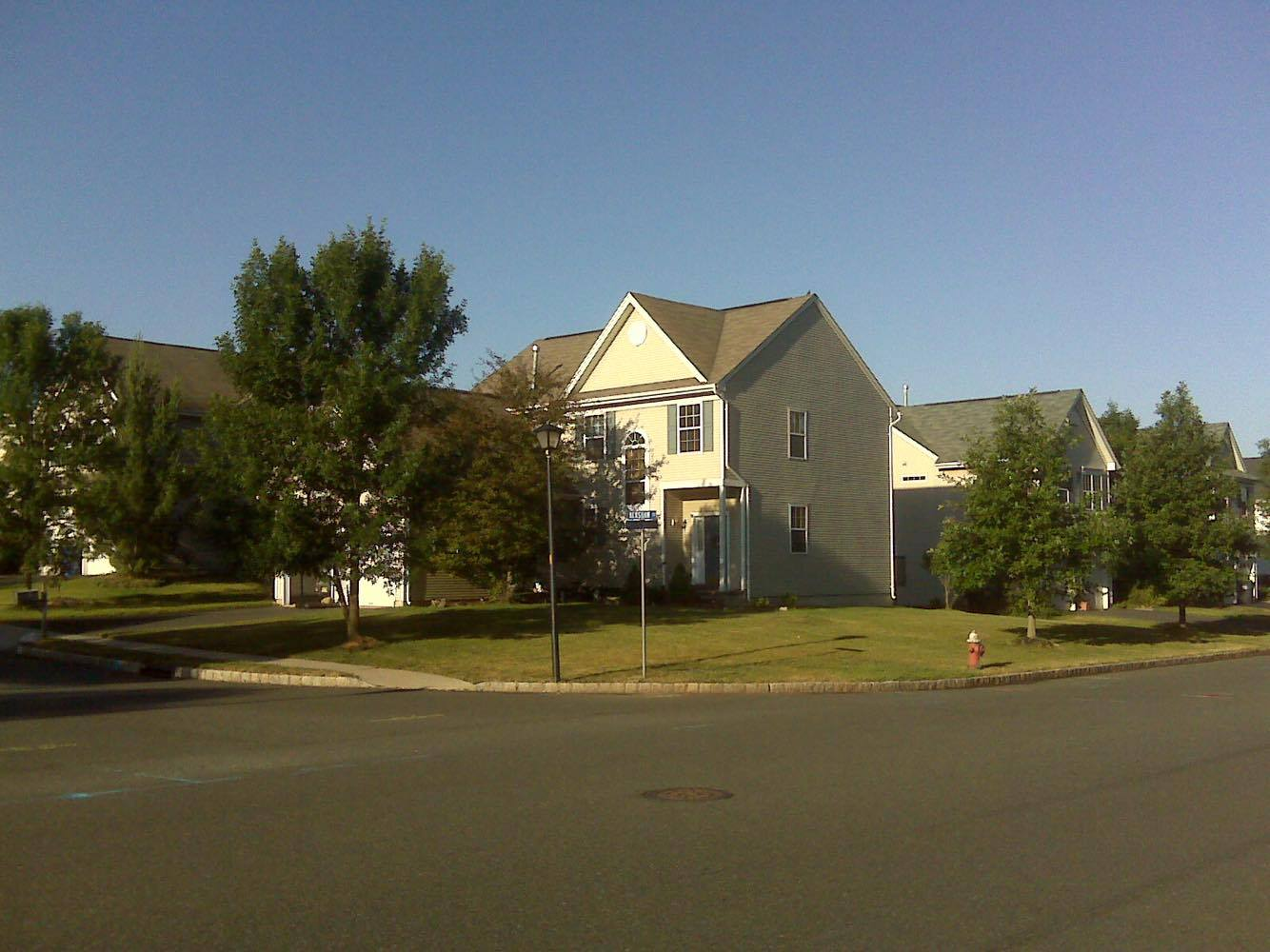The suburbs of the Milltown-Vanderveer section of Bridgewater are attractive to workers with families who want a rural life while having easy access to urban areas. Families that wanted to live in close proximity to the city while bringing their children up in a comfortable, residential setting with a quality education system, for example, were attracted to the value for money offered by the Bridgewater township.