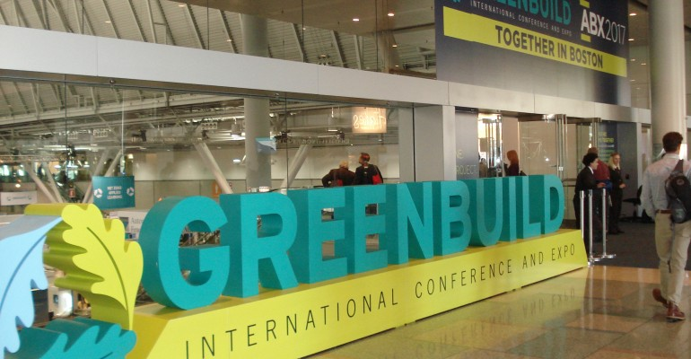 """Greenbuild 2017: Turning a """"Sleepy Country into an Innovation Nation"""""""