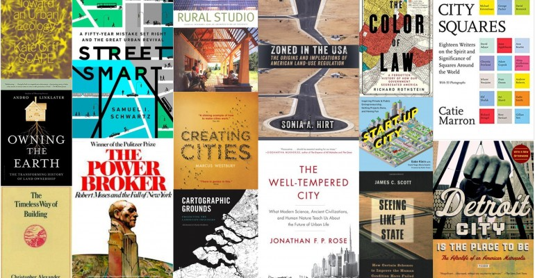 The Global Grid's Holiday Book List - 2017/2018 Winter Edition