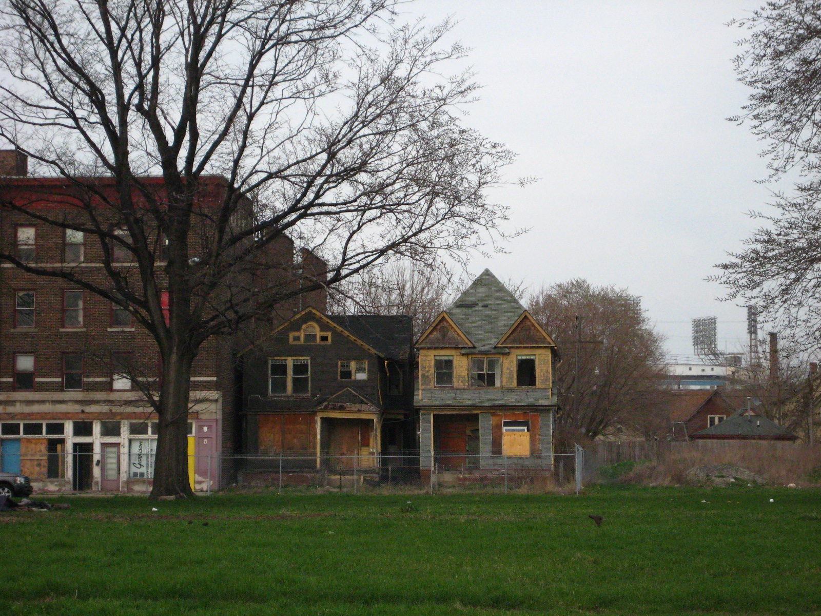 A $500 House in Detroit by Drew Philip; Houses in Detroit, Michigan