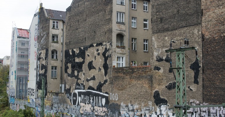 5 Reasons Why Berlin's Urban Form is Different from the Rest of Germany