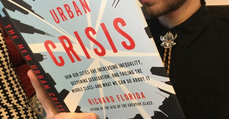 """Book Review of """"The New Urban Crisis"""" by Richard Florida"""