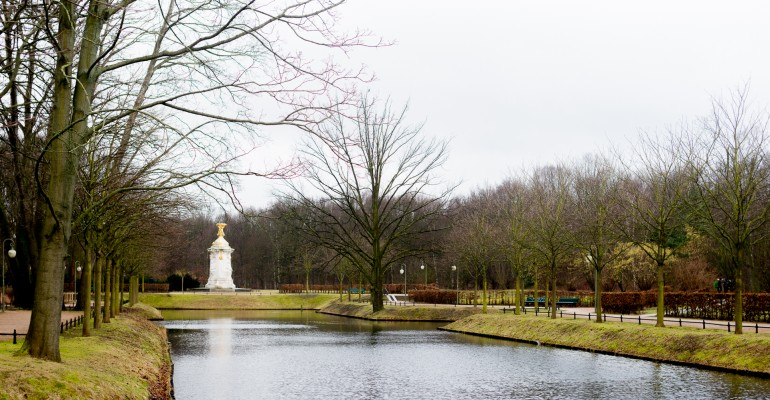 Tiergarten: Berlin's Central Park Becomes A Home for the Homeless