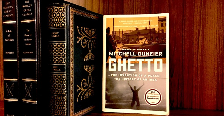 "Book Review of ""Ghetto"" by Mitchell Duneier"