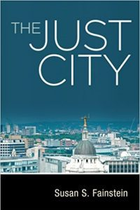 The Just City by Susan S. Fainstein