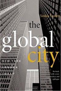 The Global City: New York, London, Tokyo. by Saskia Sassen