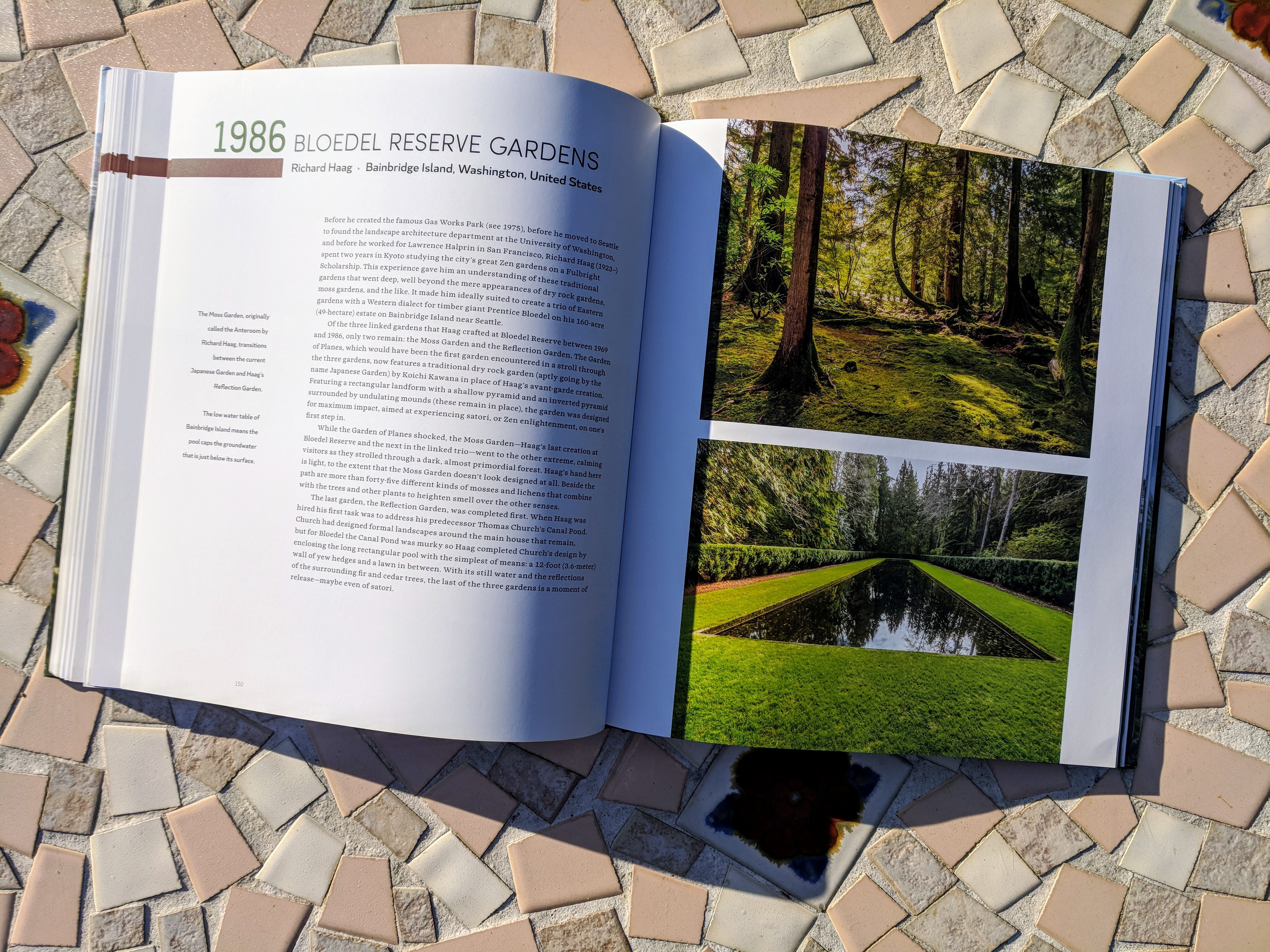 "Book Review of ""100 Years, 100 Landscape Designs"" by John Hill"