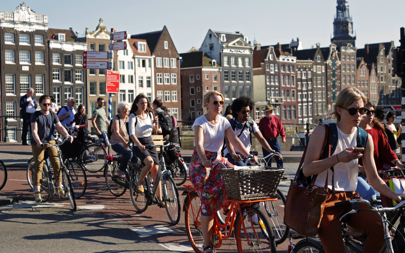 What's Next for the Bicycle Capital of the World?