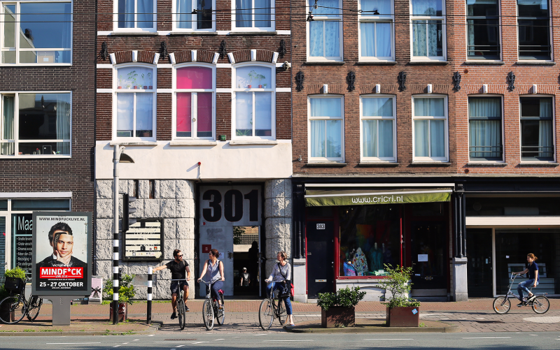 OT301: Rooted in Amsterdam's Squatter Movement, Now a Thriving Experiment in Self-Management